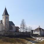 Kirche Greith in St. Marein bei Neumarkt