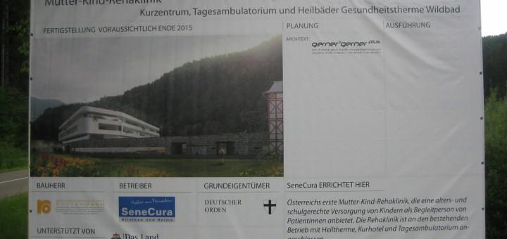 Gesundheitszentrum Wilbad Einöd in Neumarkt - Ortsteil Dürnstein
