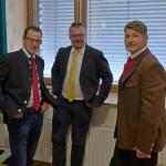 konstituierende Sitzung des Gemeinderates in Neumarkt