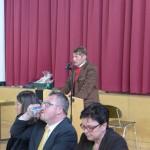 konstituierende Sitzung des Gemeinderates in Neumarkt, Networking