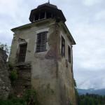 Das ehemalige Prachtschloss Schrattenberg bei Scheifling